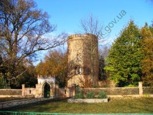 Башня - осінь