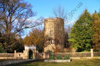 Вежа - осінь